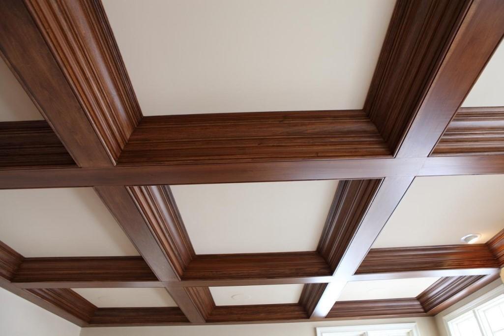 Каркасное оформление потолков