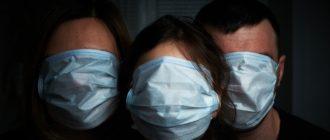 Спасает ли медицинская маска