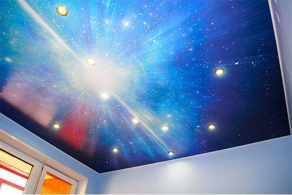 Натяжной потолок или из гипсокартон?
