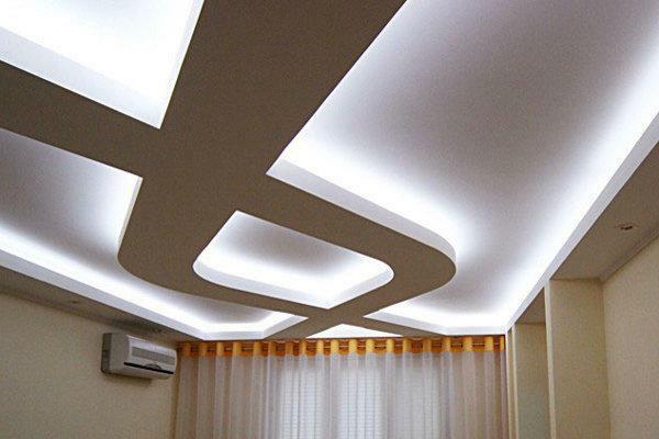 Плиты ГВЛ для потолка