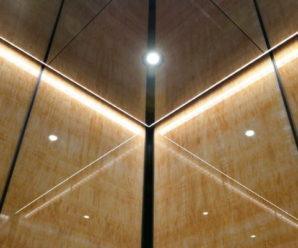 Потолки из зеркал: элегантное решение для интерьера