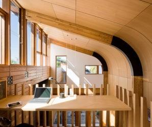 Как сделать правильно потолок из фанеры в деревянном доме?