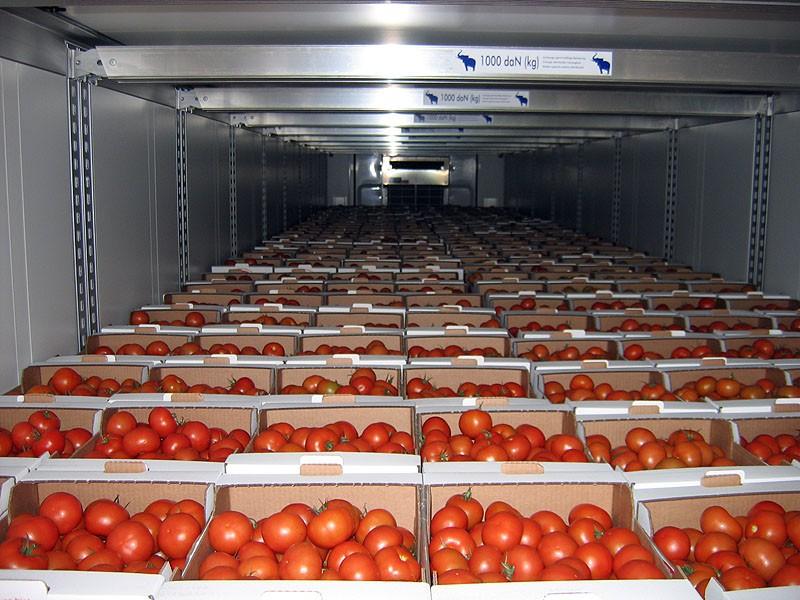 Перевозка помидоров