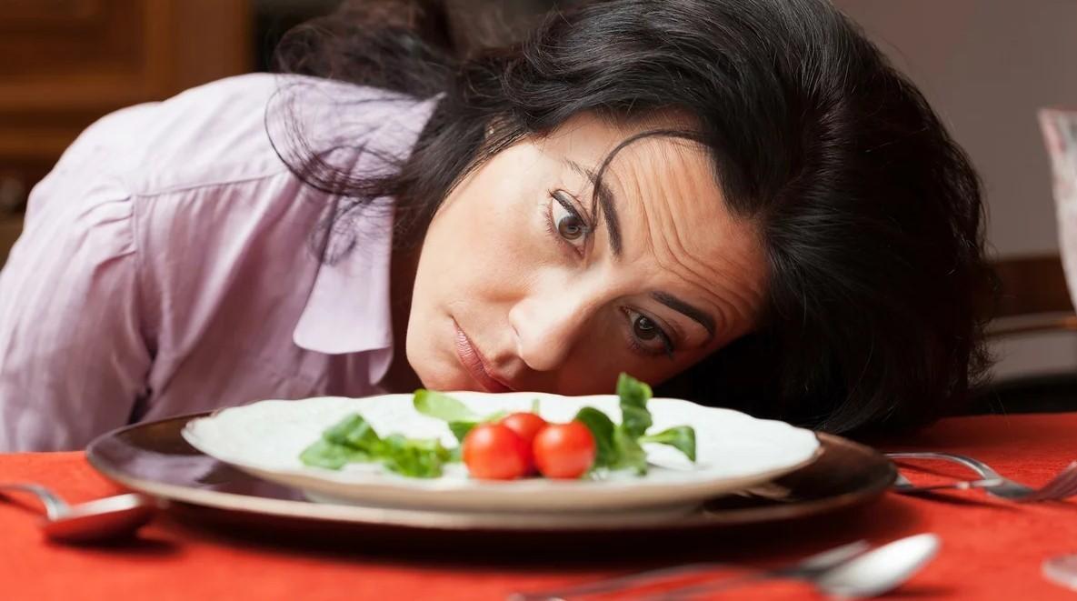 Безвкусная еда