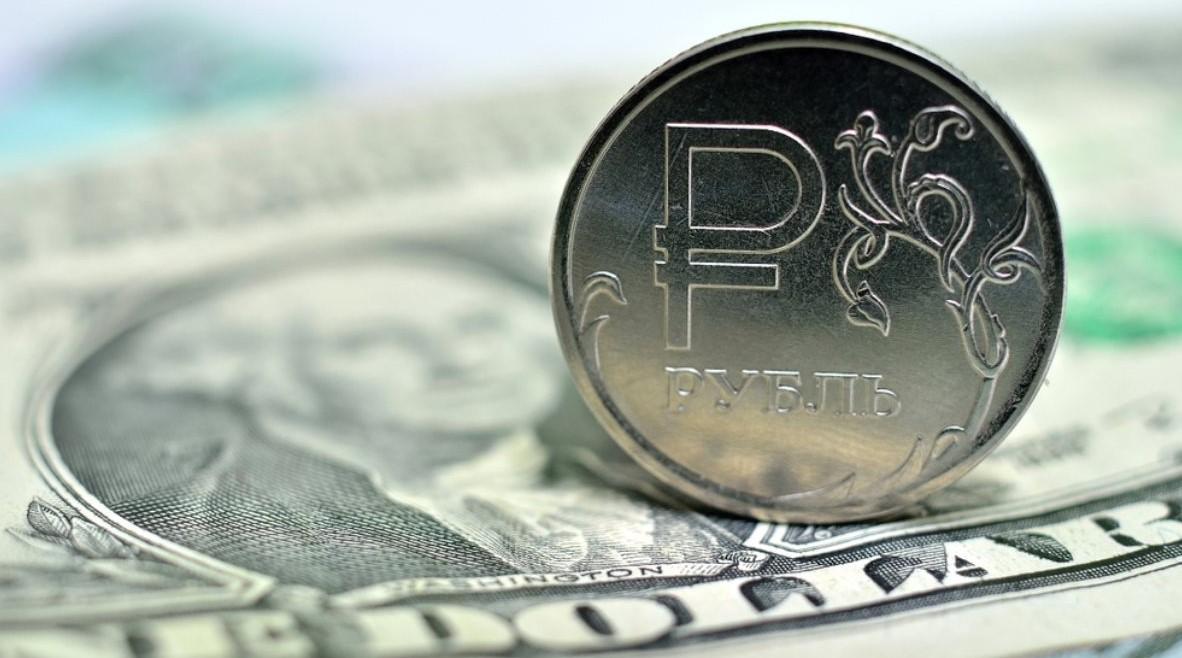 Рост рубля