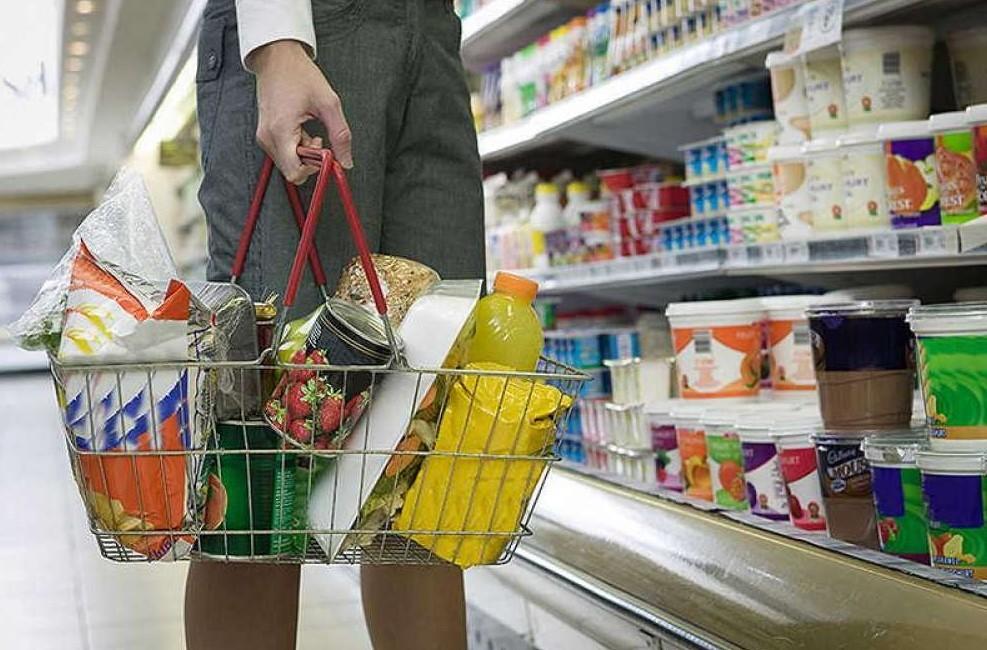 Покупка еды