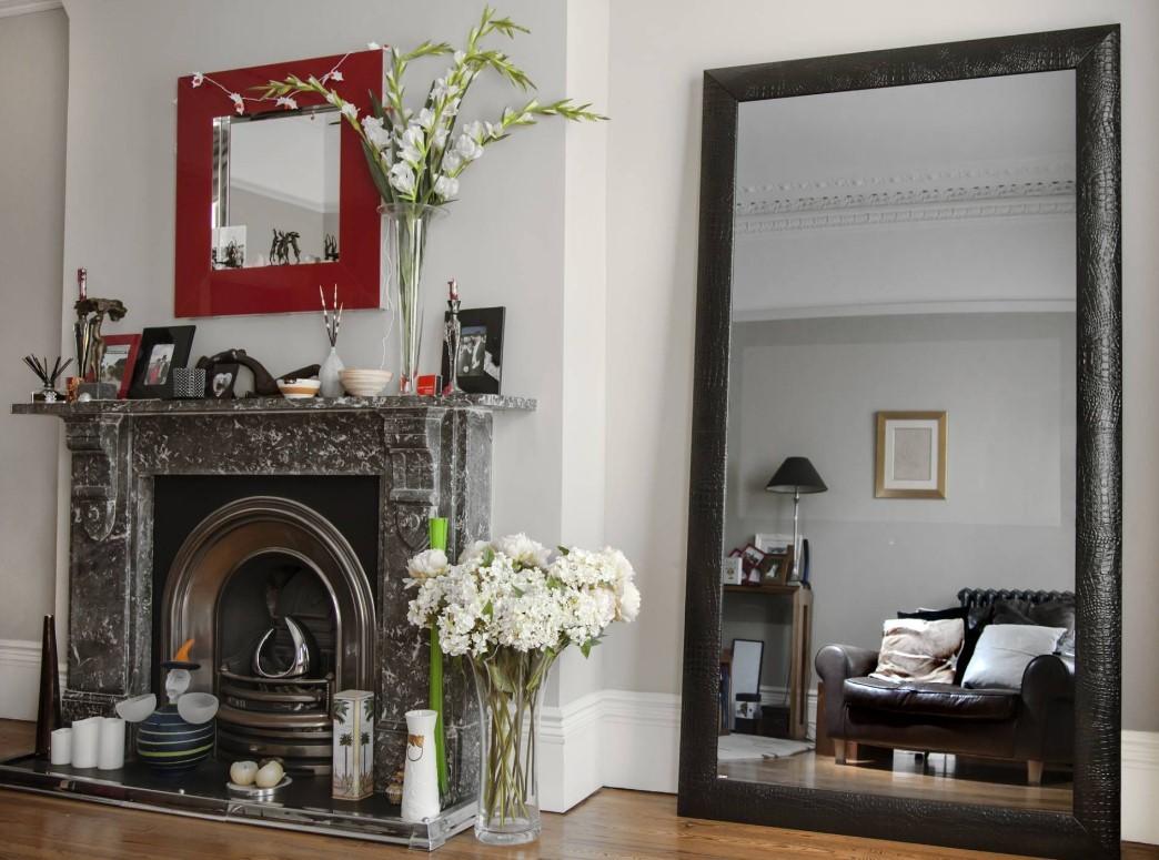 Зеркала в комнате