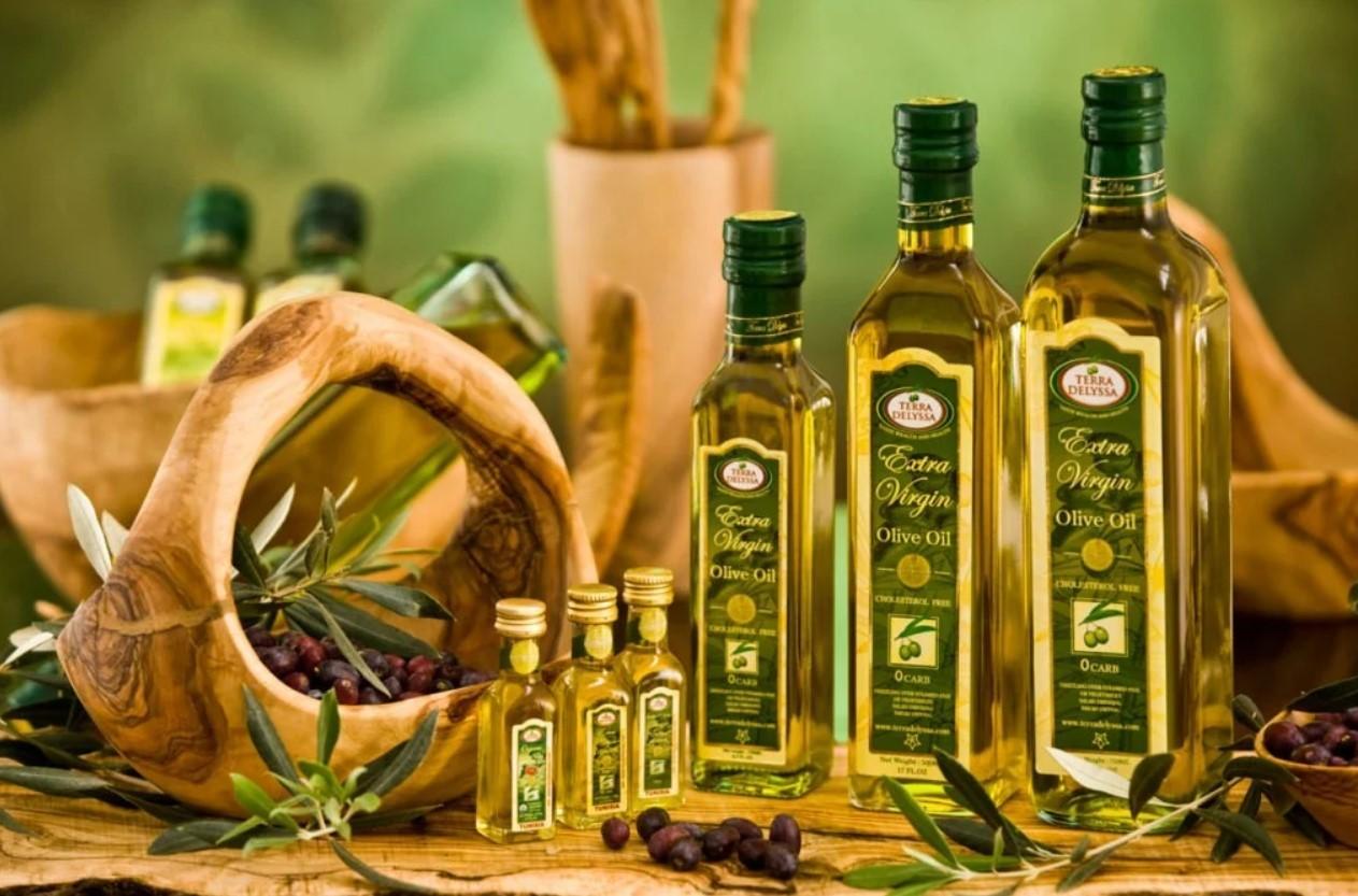 Оливковое масло вирджин