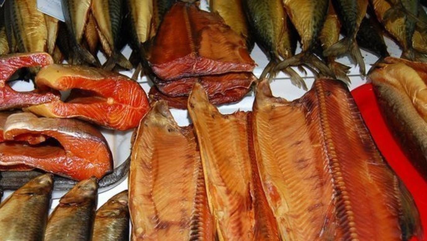 Горькая рыба