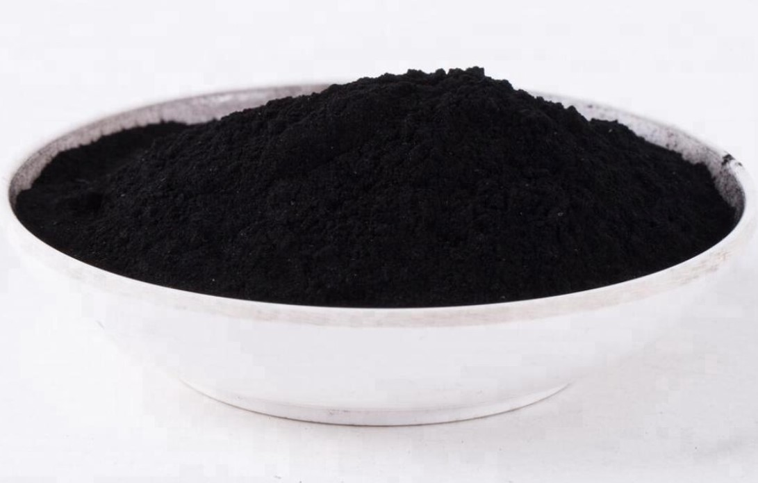 Активированный уголь в порошке