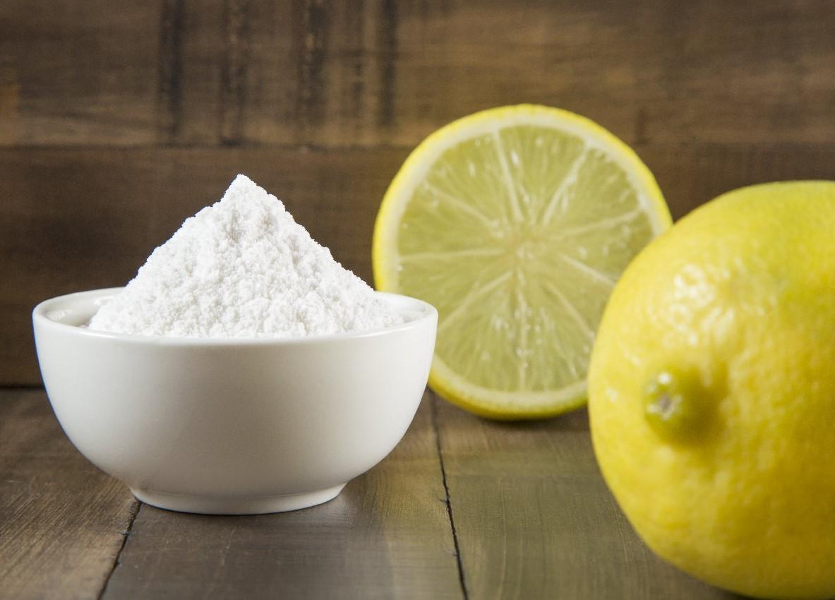 Бура и лимонный сок