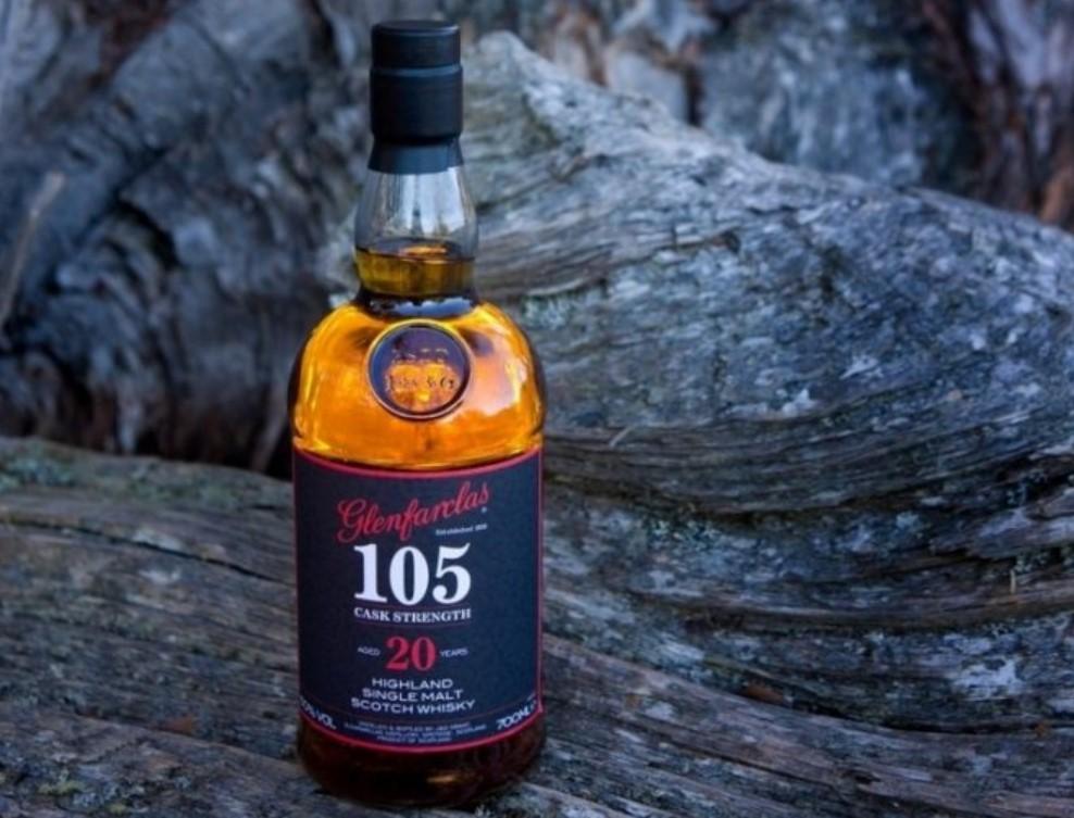Виски Glenfarclas 105