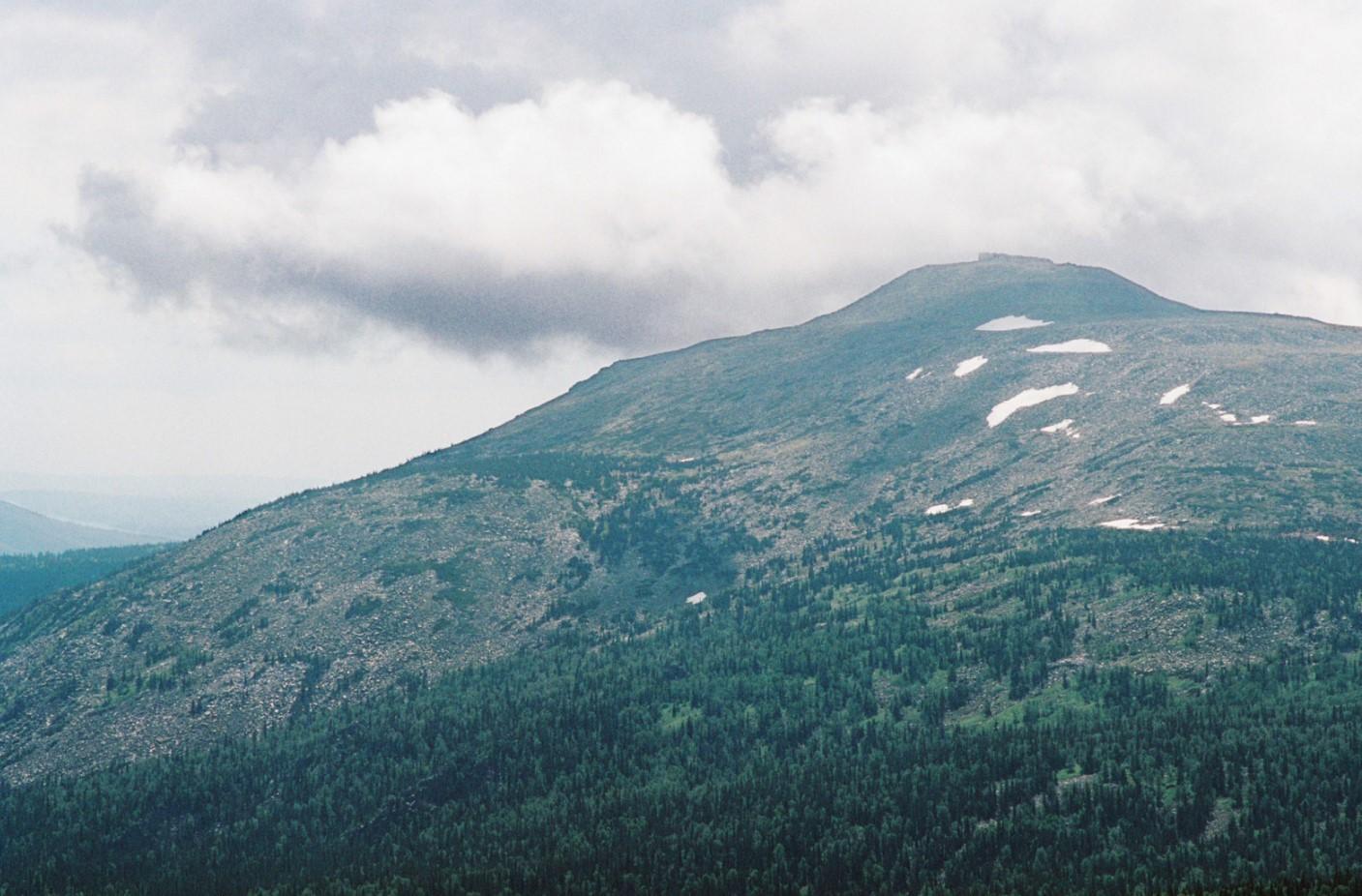Гора: Ямантау