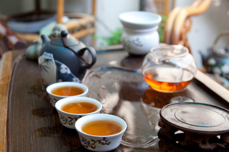 Чай примета