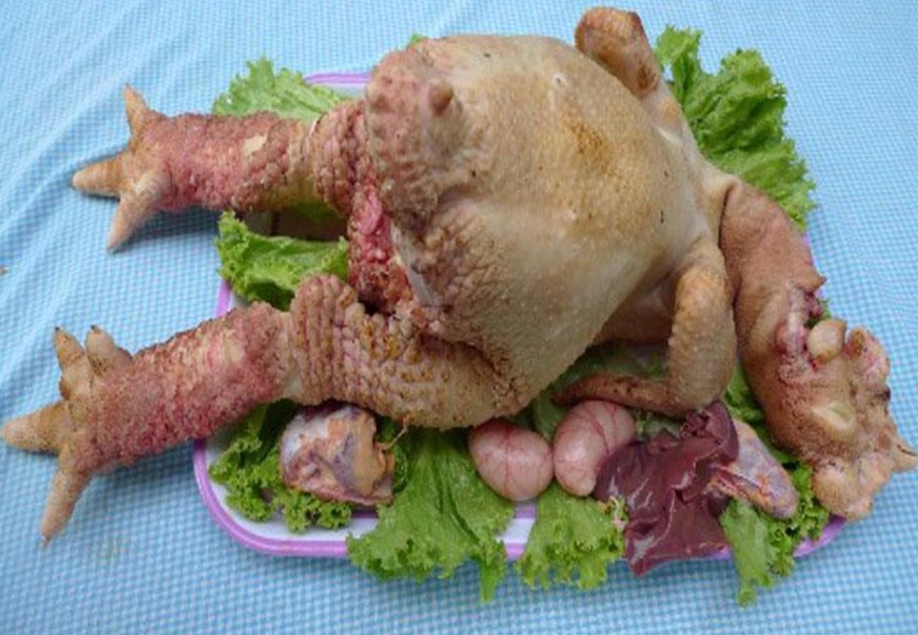 Мясо курицы Га Донг Тао