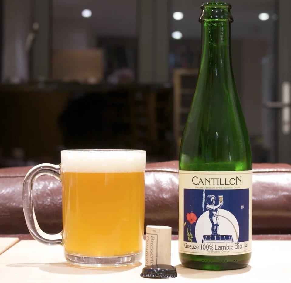 Cantillon Gueuze 1978