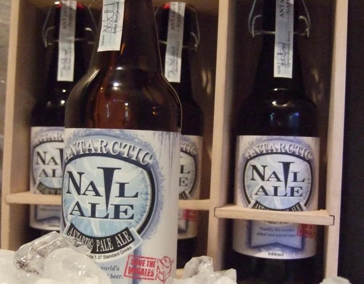 Nail Brewing Antarctic Nail Ale