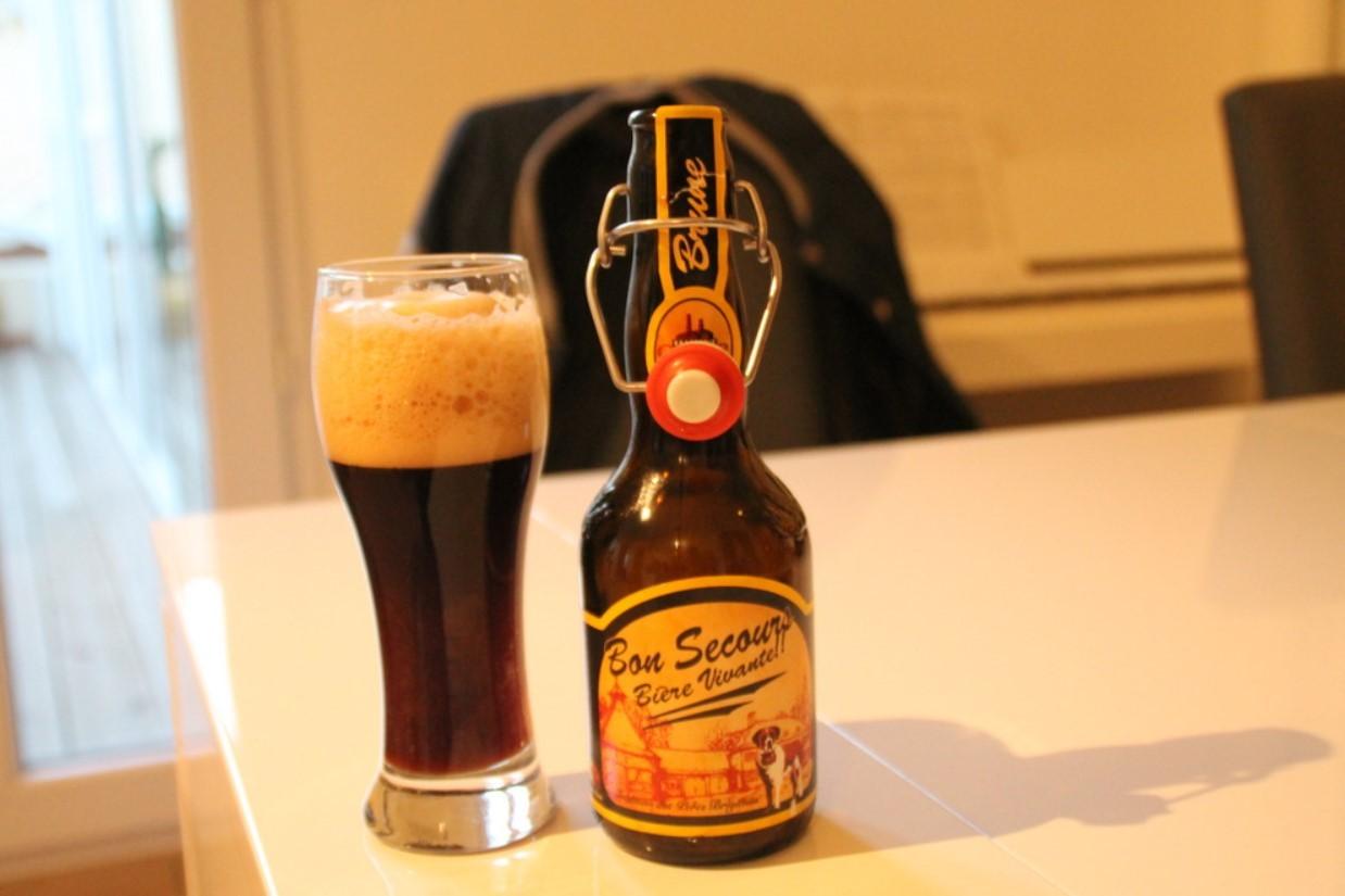 Brasserie Caulier Vieille Bon Secours Ale