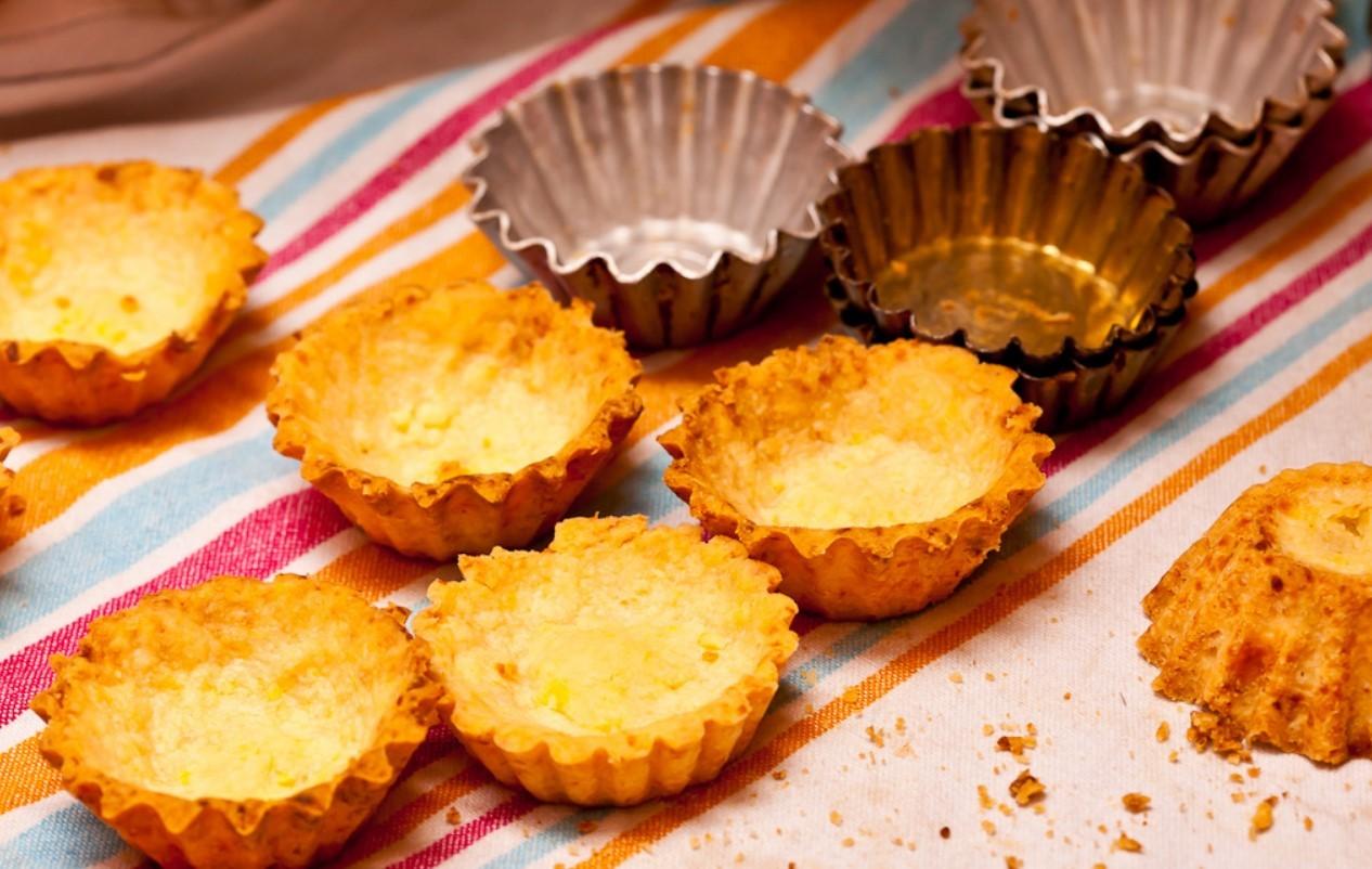 Пирожные Корзинка