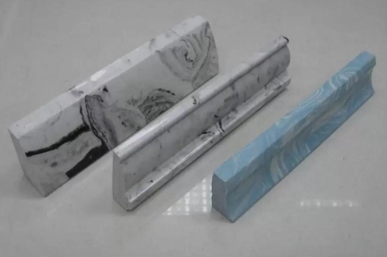 Керамический бордюр