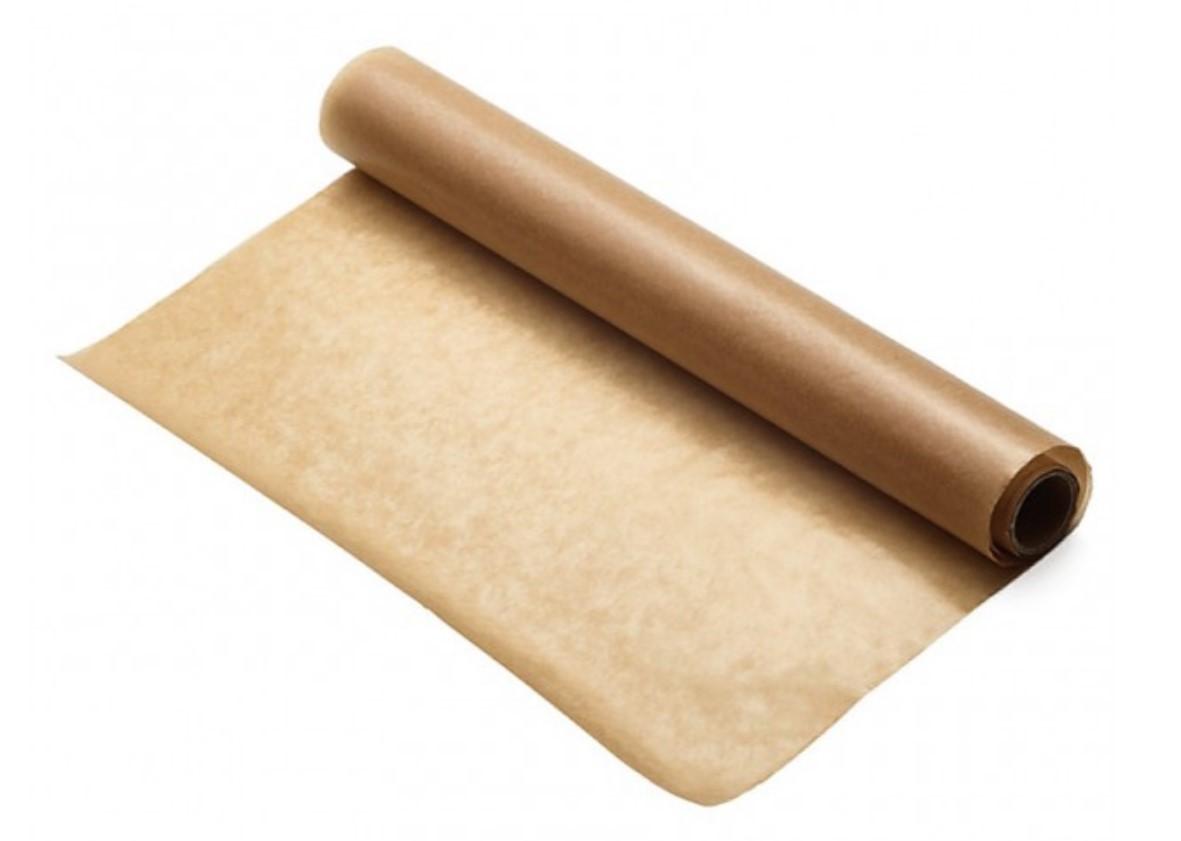 Бумага для выпекания с силиконовым покрытием